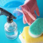 年末の大掃除チェックリスト公開!効率よくお掃除しよう。
